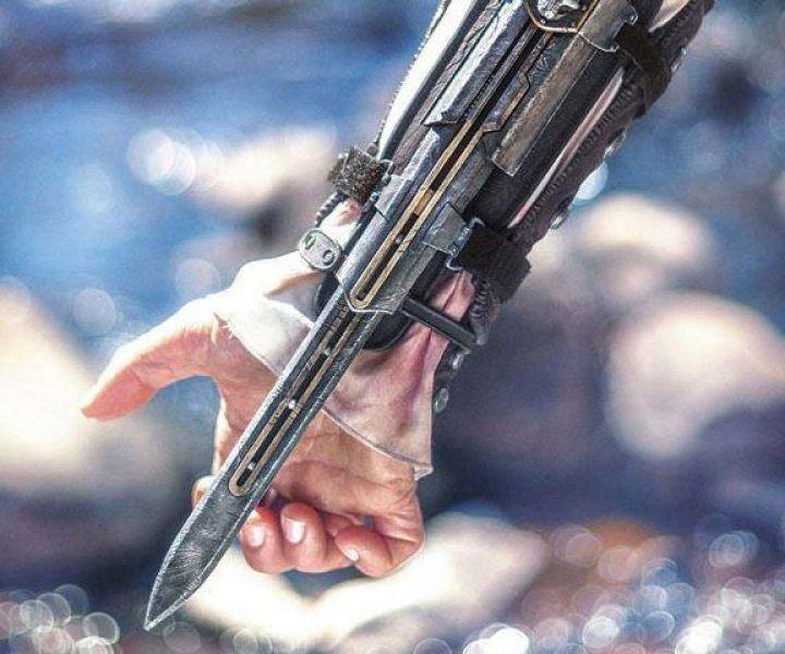 Assassins Creed versteckte Klinge