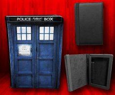 Doctor Who TARDIS Kindle Cover Abdeckung