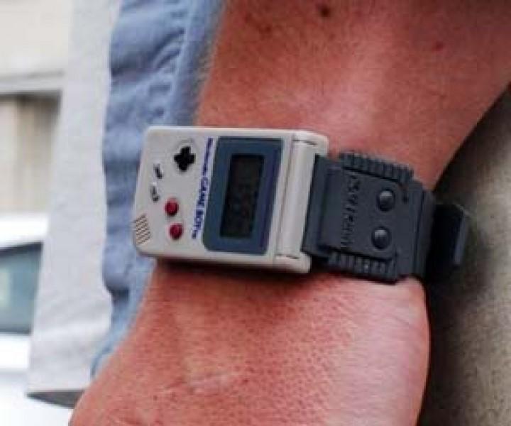 Nintendo Gameboy Armbanduhr  Darumbinichblank
