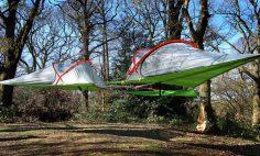 Hängendes Camping Zelt