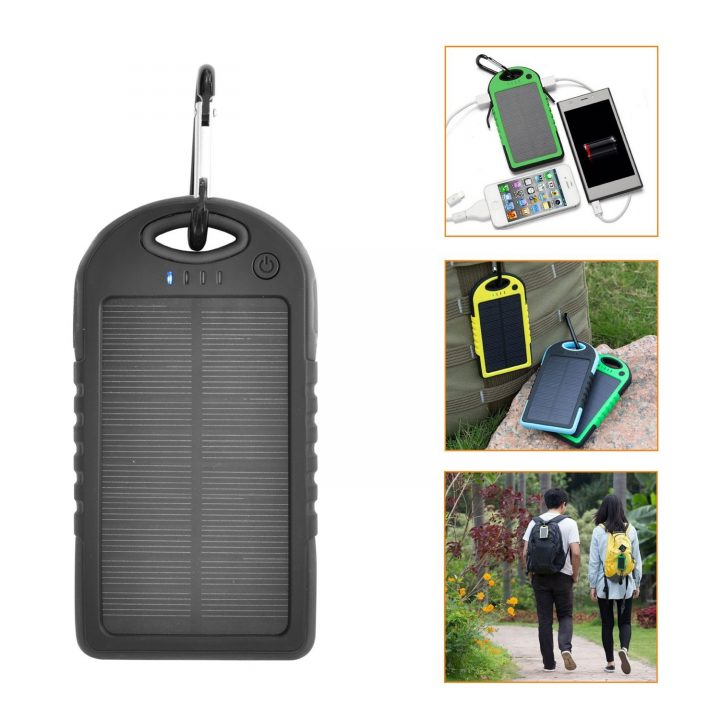 Solar-Handy-Ladegerät