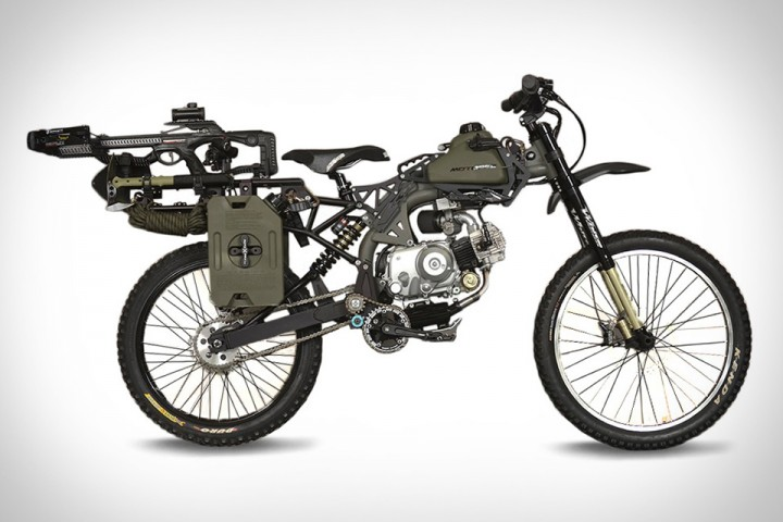 Survival Bike